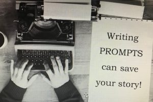 Writing Prompts can save your story