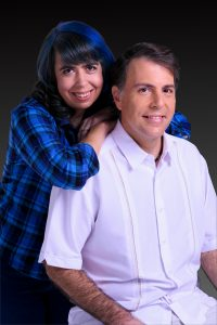 Speakers Jose Pablo Iriarte and Elle R. Ire